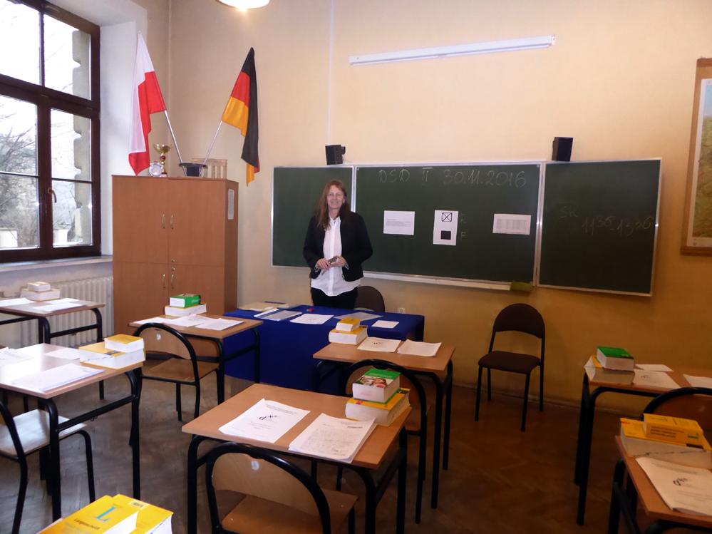 DSD II 2016 egzamin pisemny