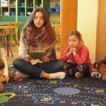 """Akcja """"Czytamy przedszkolakom"""" 08.11.3"""