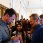 Spotkanie z Panem Jerzym Dudkiem w II LO