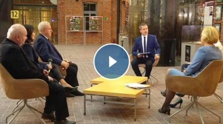 Wywiad w TVP Kraków 2016