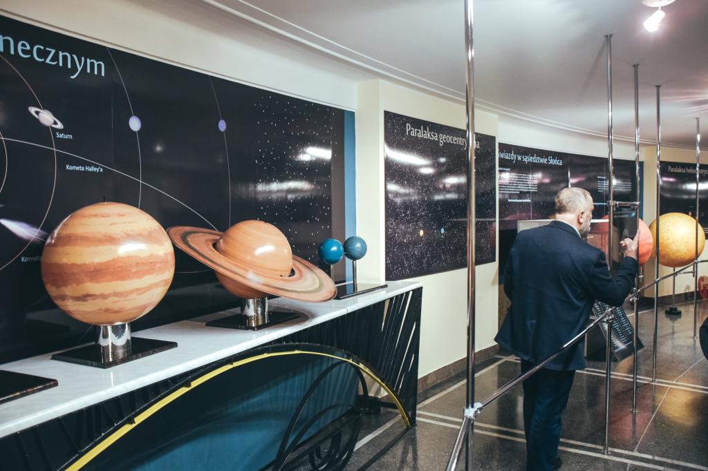 Planetarium Śląskie w Chorzowie wycieczka 2016