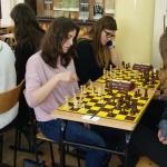 Sukcesy szachowe reprezentacji II LO 12.2016