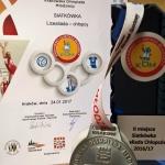 Wicemistrzowie Krakowa 2016/2017