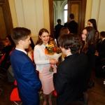 Uroczyste zakończenie roku szkolnego klas III 28.04.2017