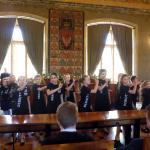 XXIII Samorządowy Konkurs Nastolatków 8 Wspaniałych 2017 II LO Kraków