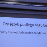 Wykłady naukowe po zawodach dr Jan Chorowski XV OLM Wrocław 2017