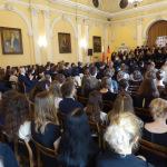 Rozdanie dyplomów języka niemieckiego DSD II 2017