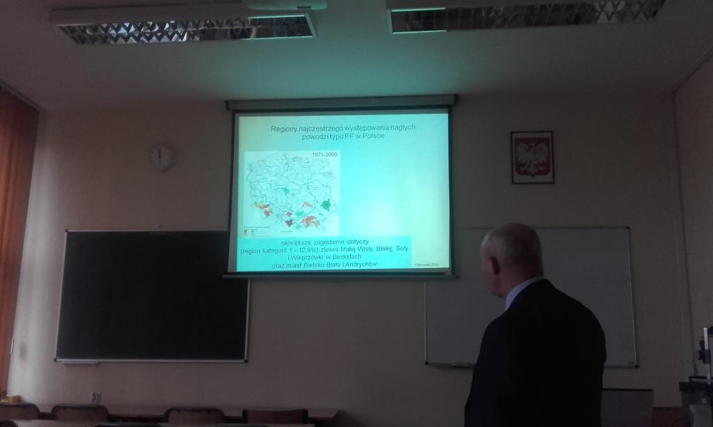 Uniwersytecki Fakultet Geograficzny 2016/2017 cz. 3