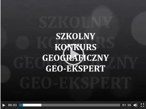 Wyniki Geoekspert 2017-2018